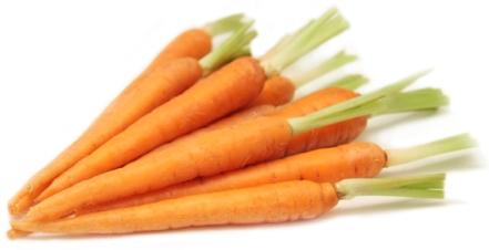 carrots pile smaller
