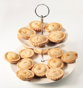 Mince pies 2012
