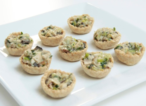 Chicken Tartlets
