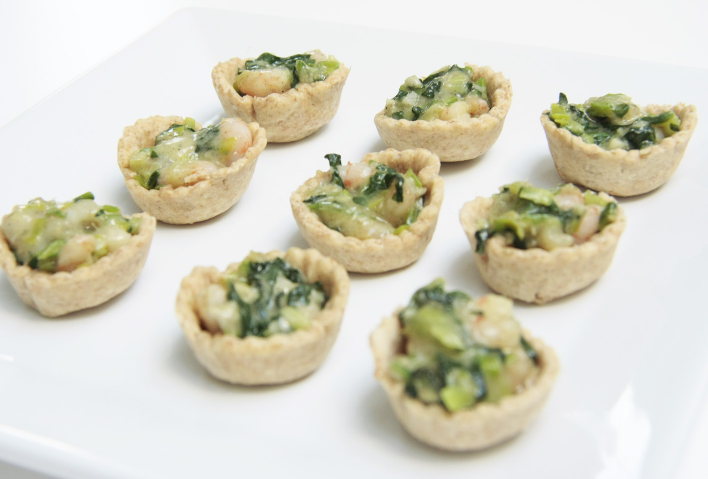 Christmas canapes the foodspa way indulgent but healthy for Canape cup fillings