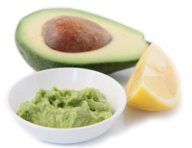 Avocado butter with lemon small