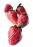 Strawberries should always be organic due to how many pesticides are used on non-organic and cannot be washed off.